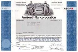 AmSouth Bancorporation