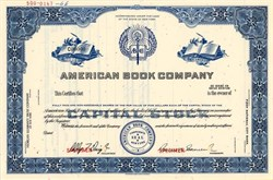 American Book Company - New York