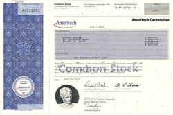 Ameritech Corporation (Part of ATT Break up) - Delaware 1994