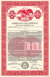 American Can Company - New Jersey 1969