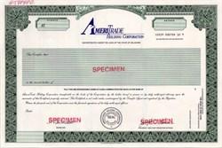 AmeriTrade Holding Corporation (Now TD Ameritrade) - Delaware