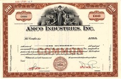 AMCO Industries, Inc. - Illinois 1967