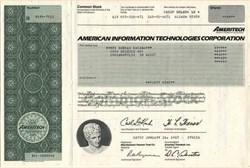 American Information Technologies Corporation - Ameritech - Delaware