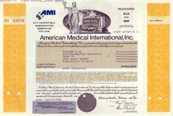American Medical International, Inc. (AMI )