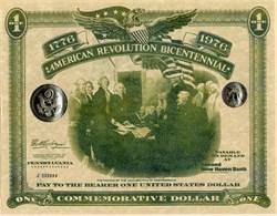 American Revolution Bicentennial 1776 - 1976