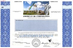American RE Corporation - Delaware