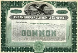 American Rolling Mill Company ( ARMCO ) - Ohio