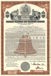American Telephone and Telegraph Company - New York 1957