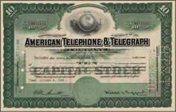American Telephone & Telegraph Company ( AT&T ) - 1940's