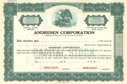 Andresen Corporation