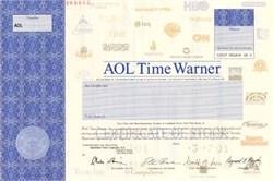AOL Time Warner SPECIMEN