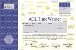 AOL Time Warner with Gerald Levin and Steve Case as Officers - ( Pre Time Warner AT&T Deal )