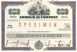 Armour & Company - Delaware