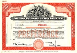 Argus Corporation Limited - Ontario, Canada
