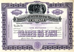Arizona Commercial Mining Company - Maine