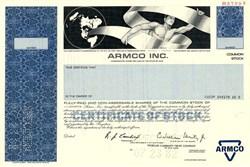 Armco Inc. - Ohio 1982