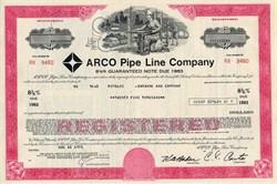 ARCO Oil Pipe Line Company - Delaware 1975