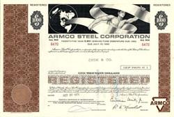 Armco Steel Corporation (AK Steel) - Ohio 1976