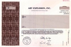 Art Explosion, Inc.