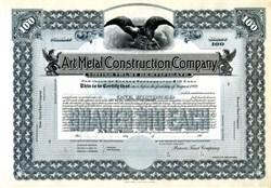 Art Metal Construction Company - Massachusetts