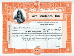 Art Students Inn - New York