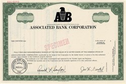 Associated Bank Corporation - Des Moines, Iowa