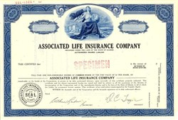 Associated Life Insurance Company - Illinois 1969