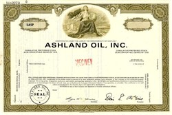 Ashland Oil, Inc. - Kentucky