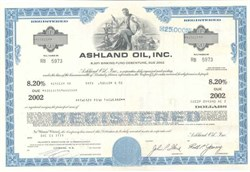 Ashland Oil Incorporated 1977