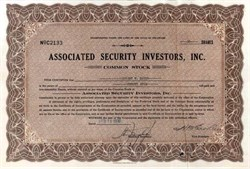 Associated Security Investors, Inc.
