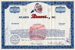 Atlanta Braves, Inc. - Delaware 1966