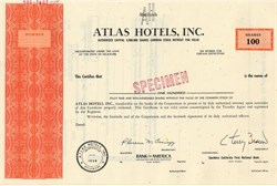 Atlas Hotels, Inc. - Delaware