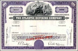 Atlantic Refining Company ( Atlantic Richfield Company ARCO ) 1966