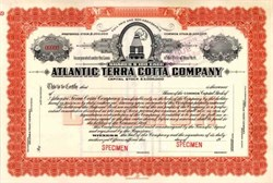 Atlantic Terra Cotta Company 1912