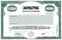 Auto-By-Tel Corporation - Delaware