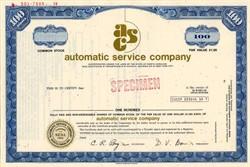 Automatic Service Company - North Carolina