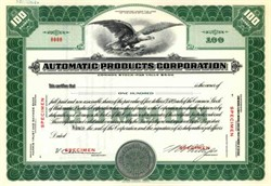 Automatic Products Corporation