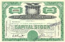 Aviation Corporation 1940's - Early Textron Company
