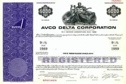 Avco Delta Corporation