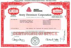 Avery Dennison Corporation