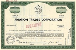 Aviation Trades Corporation - Ohio 1969