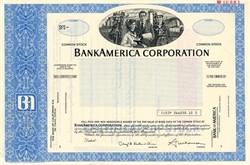 BankAmerica Corporation - Delaware 1988