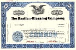 Bastian-Blessing Company - Illinois 1967
