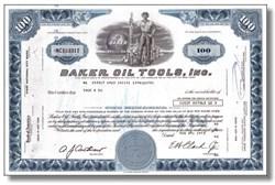 Baker Oil Tools 1970s (Baker Hughes)