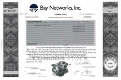 Bay Networks, Inc. - 1998 ( Now Nortel )