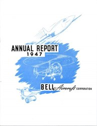 Bell Aircraft Corporation Annual Report 1947