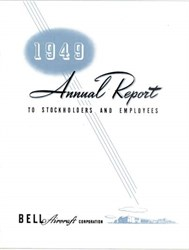Bell Aircraft Corporation Annual Report 1949