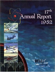 Bell Aircraft Corporation Annual Report 1952