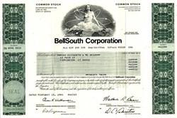 BellSouth Corporation - Georgia 1995