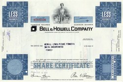 Bell & Howell Company - Illinois